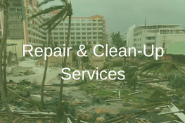 Repair and Clean Up